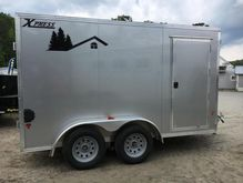 2017 High Country Trailers 7x12