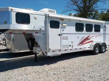 2003 Travalong OUTLAW 3 HORSE S