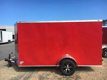 2017 Empire Enclosed Cargo Trai