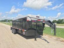 2017 East Texas 83 X 20 Heavy D