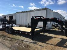 2017 Gatormade Trailers 22 Low