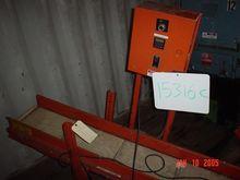 """EMI 12"""" x 7.9' Belt Conveyor"""