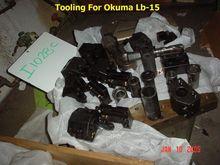 OKUMA Lb-15 Tooling For