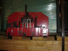 """MACHINIST Clamping Set 5/8"""""""