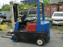 Used HYSTER S40E 400