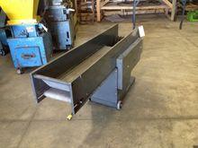 """12"""" x 46"""" Flat Belt Conveyor"""