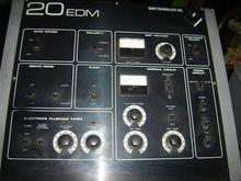 Used EDM Technologie