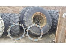 Somac Twin wheels : 710/75R34
