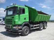 2010 Scania G 440 CB 6X6