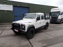 2007 Land Rover Defender 130 Lo