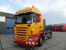 2009 Scania R560 LA6X4HHZ Heavy