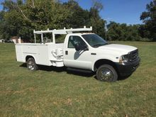 Used 2003 Ford F-450