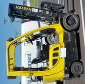 2011 HYSTER S55FTS