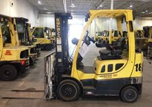 2013 HYSTER/LOR S50FT/L35B-PH2-