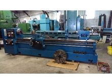 Used SATESA LATHE in