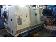 2000 OKUMA IMPACT LU15 CNC 4 AX