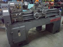 "Enterprise Lathe  15"" Swing x 4"