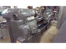 "Monarch Lathe  17"" Swing x 80"""