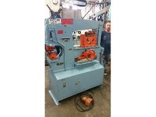 Scotchman Hydraulic Ironworker
