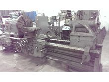 1950 MONARCH HEAVY DUTY LATHE 4