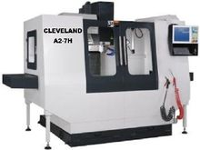 CLEVELAND A27H CNC BED MILL
