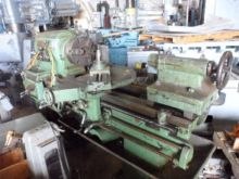 HENDY LATHE WITH BALLING CARRIA
