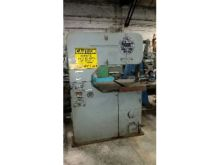 "DO ALL 36"" VERT BAND SAW"