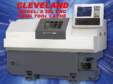CLEVELAND S-25L GANG TOOL CNC L
