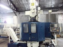 "GIDDINGS AND LEWIS 42""CNC VTL w"