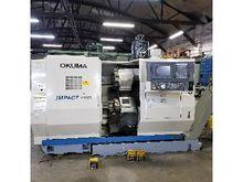 OKUMA IMPACT LU15 CNC 4 AXIS Tu