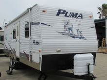2008 Palomino Puma 25RBSS