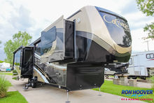2016 CrossRoads RV Carriage CG4