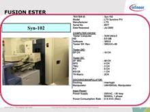 1998 LTX PVI SYN-102, Synchro T