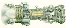 General Electric LM5000 Natural