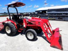 Used Mahindra Tractors 500 - 1000 hours for sale | Machinio