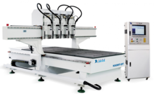 Quick CNC K60 MT - DT