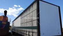 1997 US TRAILER CO Curtainside