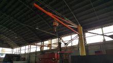 Used Column crane 10