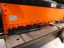 Mechanical shear SACMA 3000 x 6
