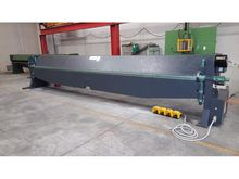6000mm curve press with program