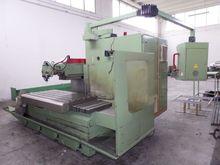 Milling machine NOVAR fixed ben