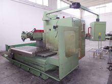 Fixed bench milling machine NOV