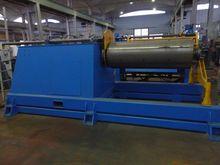Coiler and decoiler 15 ton x 15