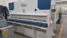 Hydraulic guillotine shear IMAL