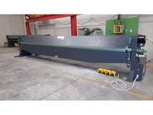 6000mm curve press with program