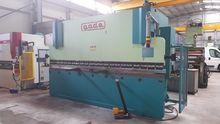 Gade 4100x110 ton press brake