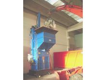 PRESS FOR PACKING 80 ton Rino T