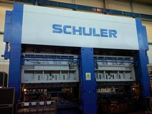 Press SCHULER TRANSFER PRESS