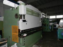 Gasparini press brake 160ton x