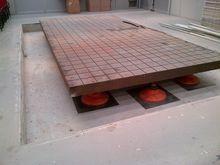 3000x6000 by monolithic floor